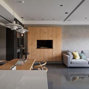 Simple 現代風 新成屋