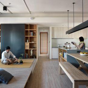 Woodiness 日式風 新成屋