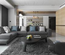 用灰白色調延伸家的現代感 - 現代風 - 51-80坪
