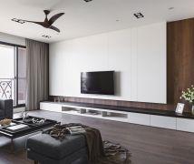 用透光材質讓家到處都有蘋果光 - 現代風 - 36-50坪