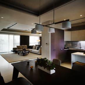 讓家回歸本質-純淨優雅的居所 現代風 新成屋