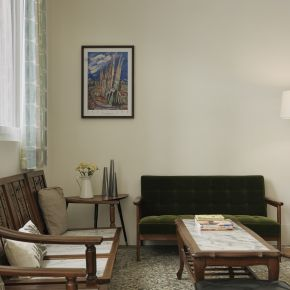在老宅裡共享雙世代人生 混搭風 老屋翻新