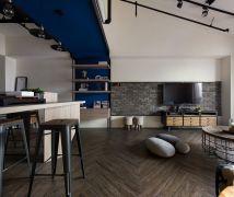 微工業小宅 - 工業風 - 21-35坪