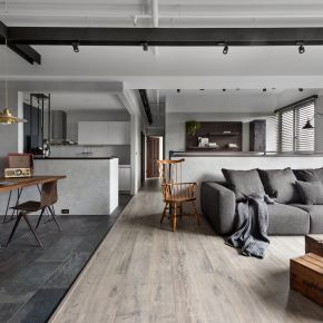 Residence L 現代風 新成屋