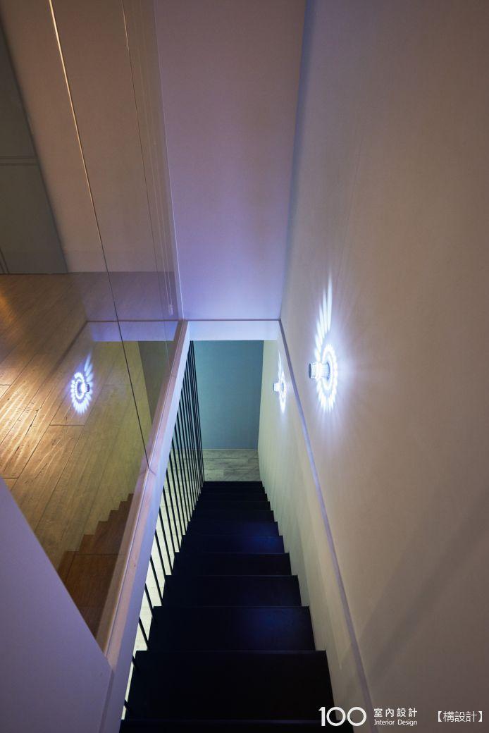 北歐風樓梯