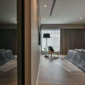 鈦白 Titanium 現代風 新成屋