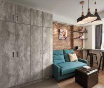 輕工業小資宅 - 現代風 - 10-20坪