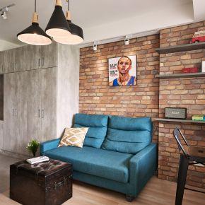 輕工業小資宅 現代風 新成屋