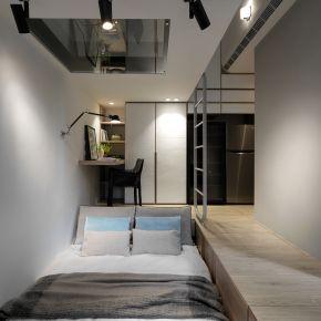 8.5坪打造應有盡有的窩心宅 現代風 新成屋