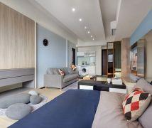 13坪小宅,一眼就看盡的美好生活 - 現代風 - 10-20坪