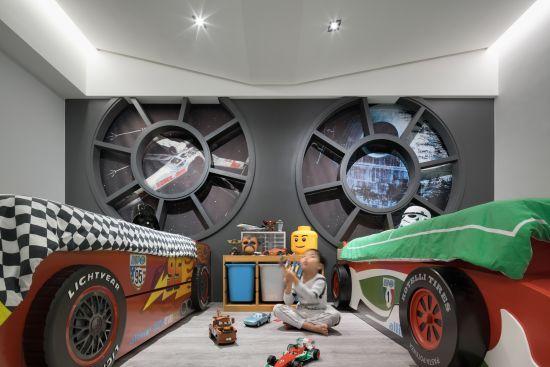 星際大戰漫遊空間 - 現代風 - 21-35坪