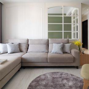 自然質樸風味 享受閒適時光 現代風 新成屋