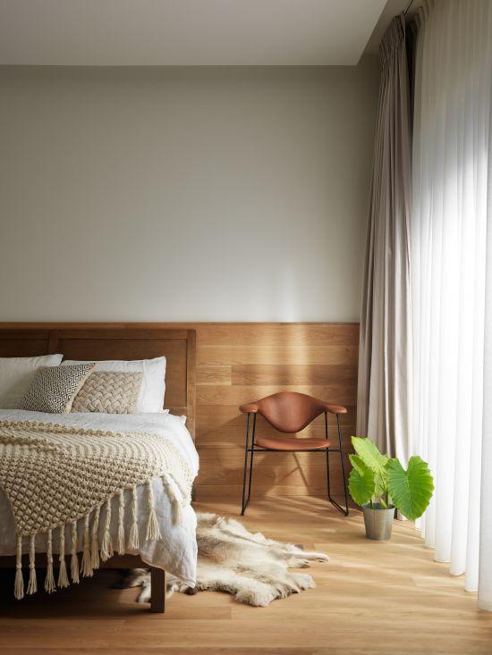 純白空間的水墨意境 - 古典風 - 36-50坪