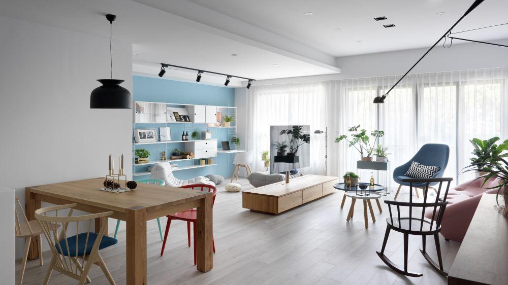 用對「家具」讓你輕鬆打造北歐風居家