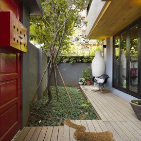 16坪綠意的書宅