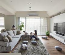 26坪充滿陽光的北歐親子宅 - 北歐風 - 21-35坪