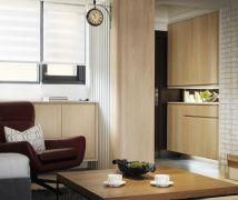 北歐清新幸福宅 - 北歐風 - 36-50坪