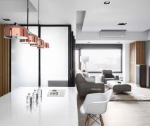軸線 - 現代風 - 36-50坪