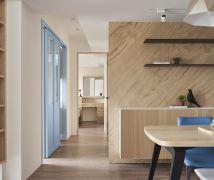 26坪享受心靈降溫的北歐宅 - 北歐風 - 21-35坪