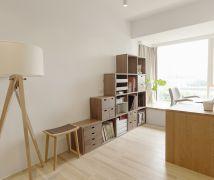 無印良品輕暖宅 - 日式風 - 21-35坪