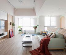28坪洋溢著甜蜜的居家屋 - 北歐風 - 21-35坪