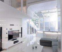 白光之屋 - 現代風 - 21-35坪