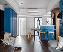 Fiala Florist英國藍調 - 混搭風 - 21-35坪