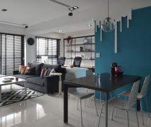 25坪的簡約美感現代宅 - 現代風 - 21-35坪