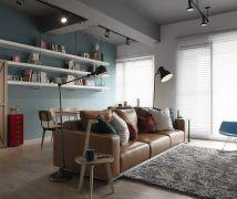 享受日系簡約生活 - 現代風 - 36-50坪