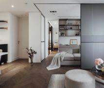 SHU Residence - 混搭風 - 21-35坪