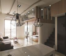 12 坪旅店風夾層屋 - 現代風 - 10-20坪