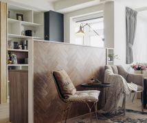 木質感北歐陽光宅 - 北歐風 - 21-35坪