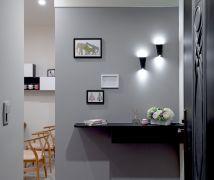 簡約灰色調,樂活宅 - 現代風 - 21-35坪