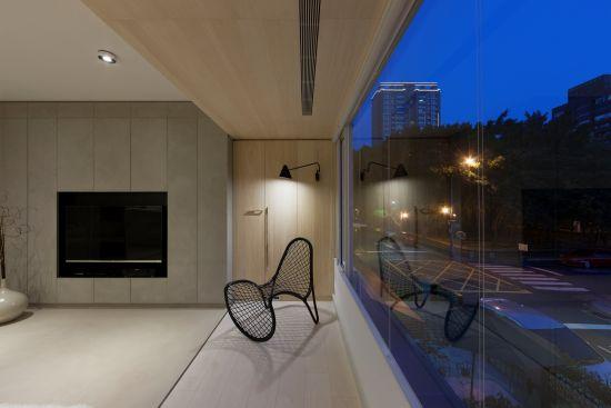 一扇窗.漫一室 - 現代風 - 36-50坪