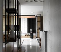 空靈之地老屋翻新伴美景 - 現代風 - 21-35坪