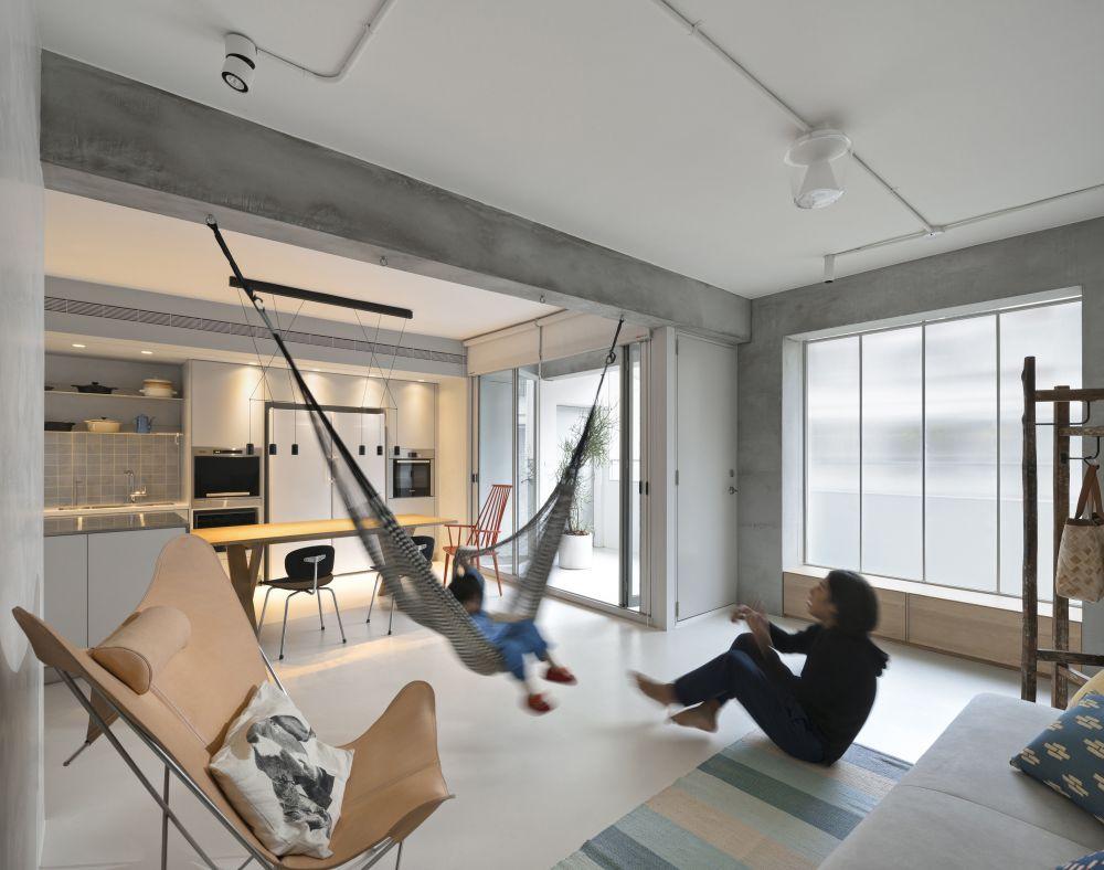 鬆綁陽台、瓦解牆界,讓家與自然更靠近