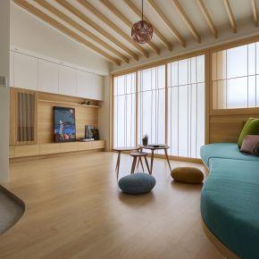 Single Apartment 日式風 新成屋