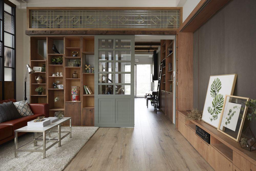 越舊越好!家這樣設計住的才自然舒服