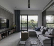 沁室 - 現代風 - 21-35坪