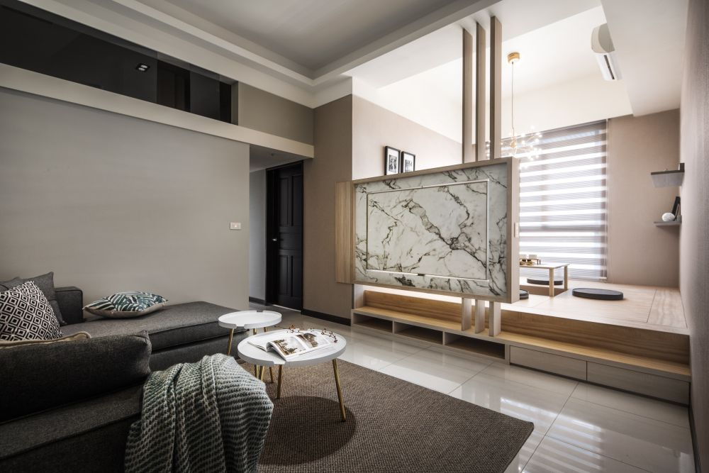 現代和風宅, 從光源收納到傢飾完整歸納