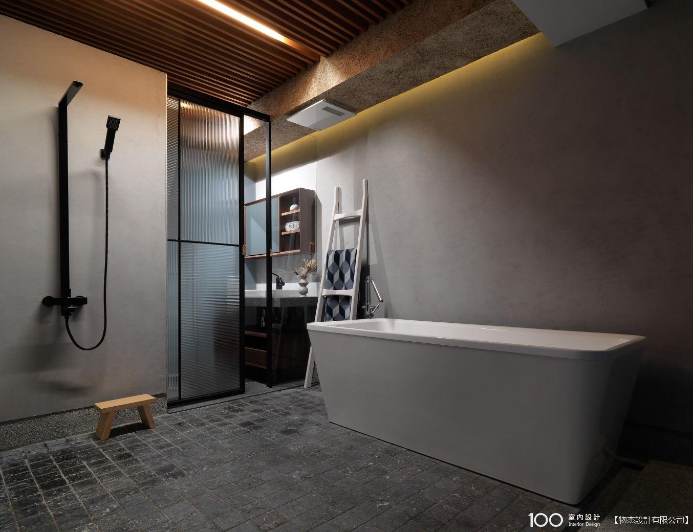 日式風衛浴