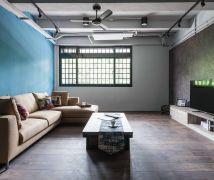 粗曠工業宅 - 工業風 - 36-50坪