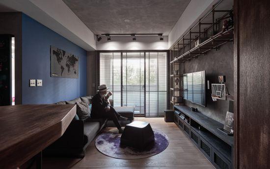 J House - 工業風 - 10-20坪