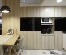 系統傢俱創造日系空間 - 北歐風 - 10-20坪