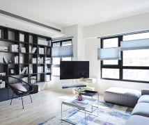藍色Y宅 - 北歐風 - 21-35坪