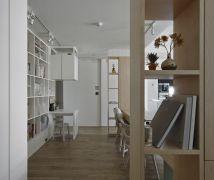 STUDY HOME - 北歐風 - 36-50坪