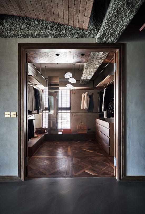 residence Wang - 混搭風 - 36-50坪