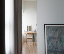 無邊際的灰階 - 現代風 - 36-50坪