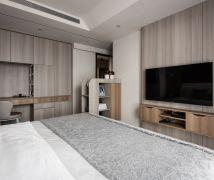 40坪 陽光原木自然宅 - 現代風 - 36-50坪