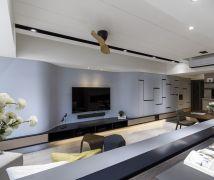 板橋W宅 - 現代風 - 21-35坪